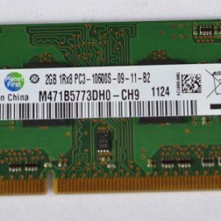 Jual Ram Laptop DDR3 2GB Bekas