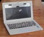 Jual Casing Laptop ASUS X200M bekas