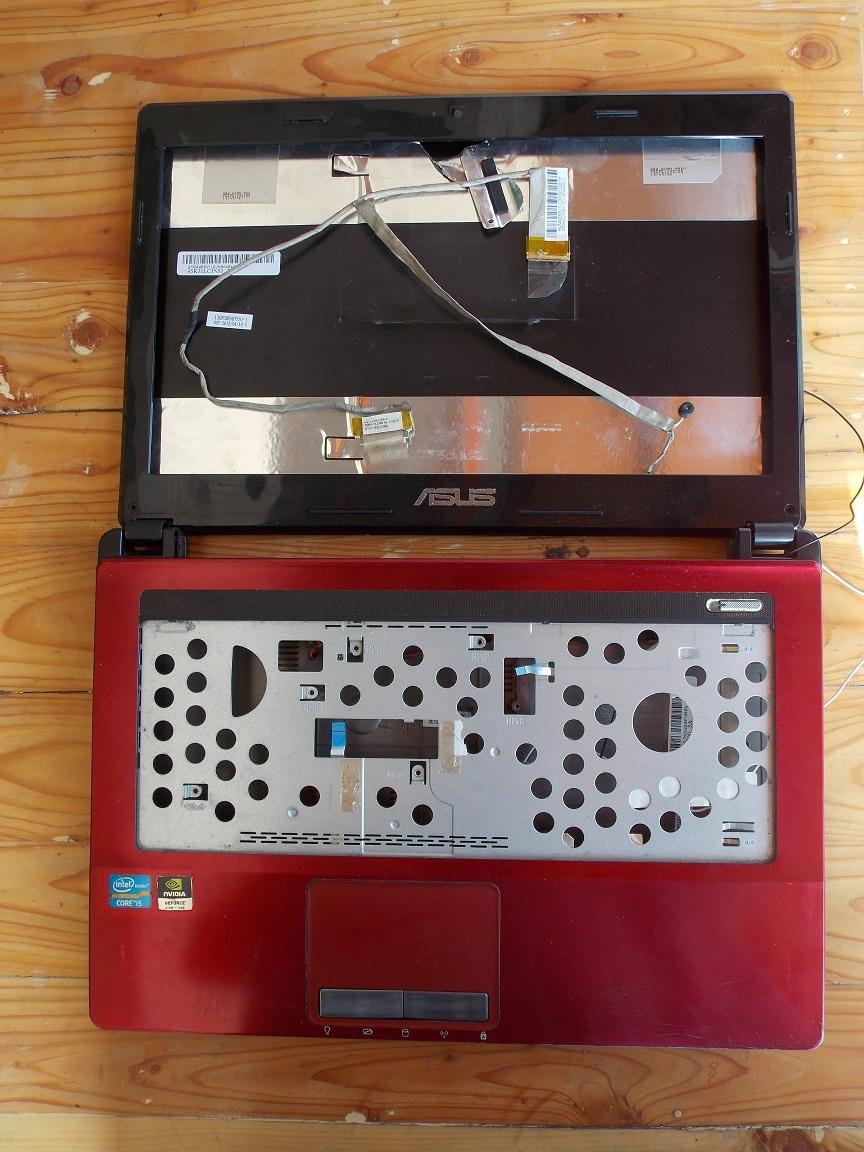 Jual casing asus A43S bekas - Jual Beli Kamera dan Laptop
