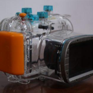Jual WaterProoft Untuk Canon G10-G11-G12 bekas