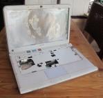 Jual Casing Laptop sony vaio PCG-61711W bekas
