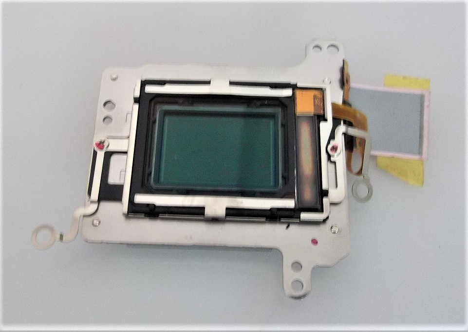 Jual Sensor Canon Eos 1100D bekas