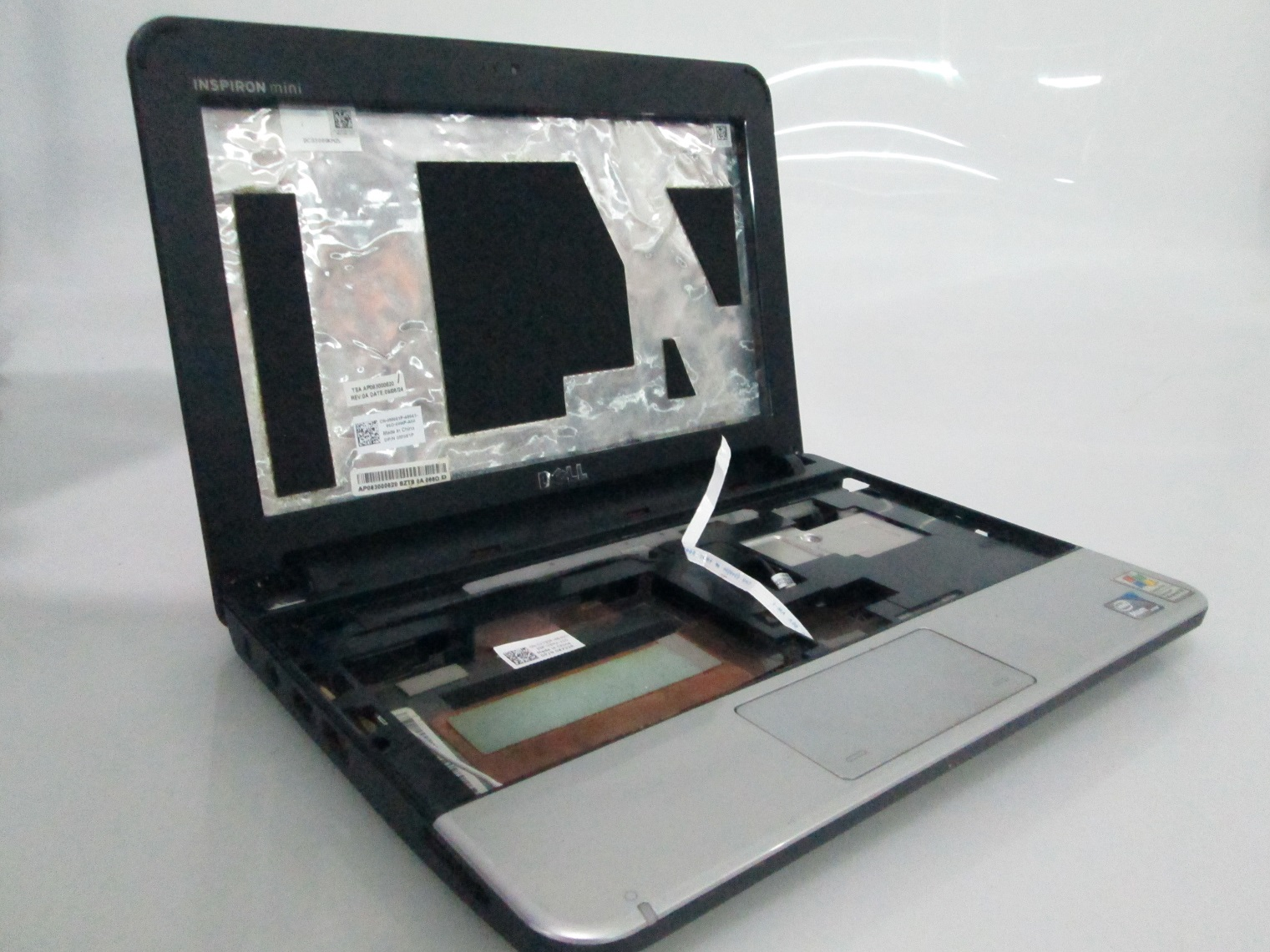 jual casing laptop dell mini 10 bekas