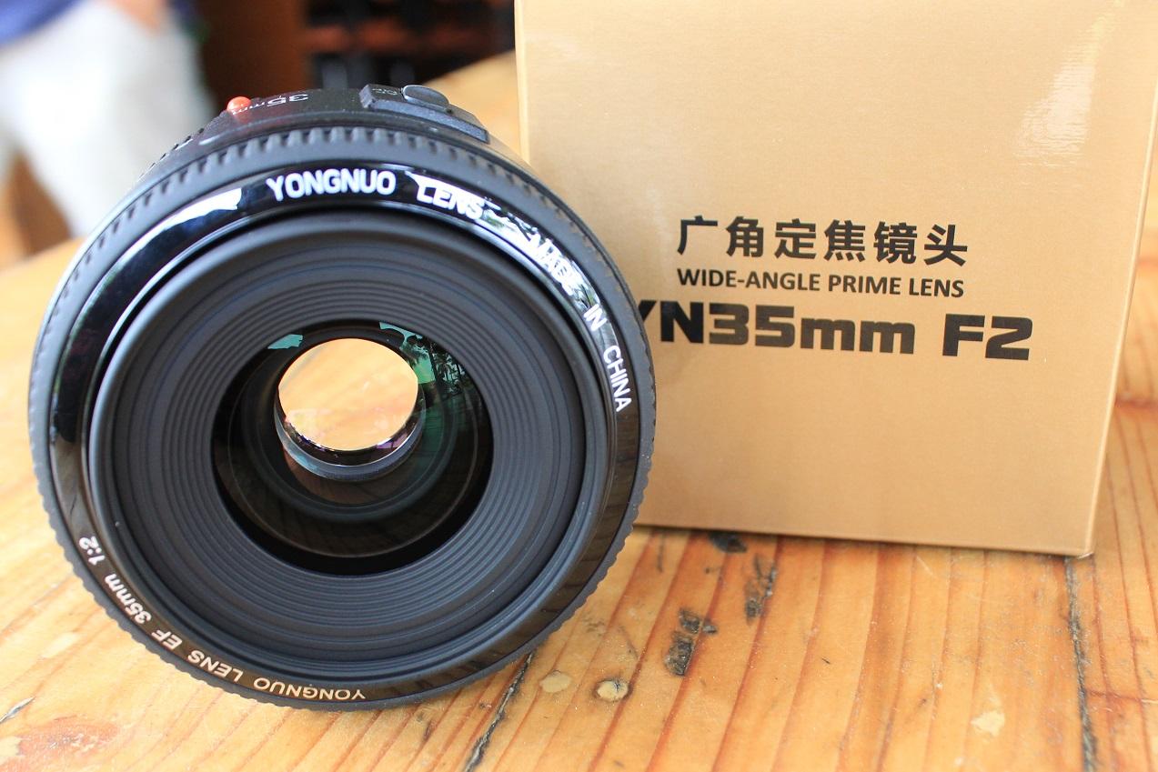 jual yn35mm lens fix for canon jual beli laptop bekas. Black Bedroom Furniture Sets. Home Design Ideas
