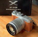Jual Fujifilm XA2 Fullset Bekas