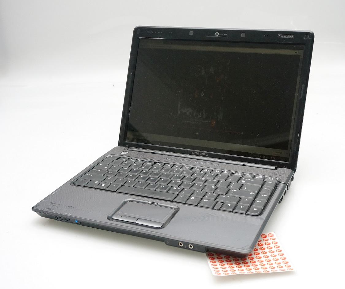 Jual Laptop Compaq Presario V3700 Bekas - Jual beli Laptop ...