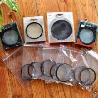 Jual Filter Lensa DSLR Bekas