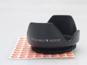 harga hood 52mm baru