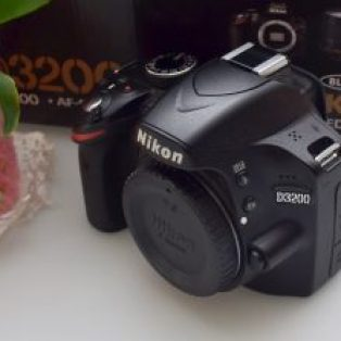Jual Kamera Nikon D3200 Bekas