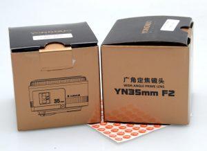 harga lensa yongnuo 35mm