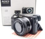 Jual Kamera Mirrorless Sony Nex 6 Bekas