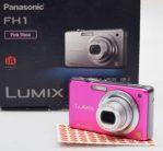 Jual Kamera Digital Panasonic Lumix DMC-FH1 Bekas