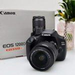 Jual Kamera DSLR Canon EOS 1200D Bekas