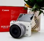Jual Kamera Mirrorless Canon EOS M10 Like New