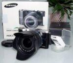 Jual kamera Samsung NX210 Bekas