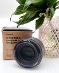 Jual Lensa YN50mm f/1.8 Bekas