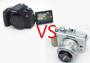 antara dslr dan mirrorless