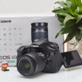 Jual Kamera DSLR Canon EOS 60D Bekas