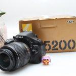 Jual Kamera DSLR Nikon D5200 Bekas
