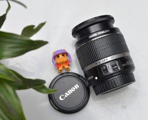 lensa kit bekas