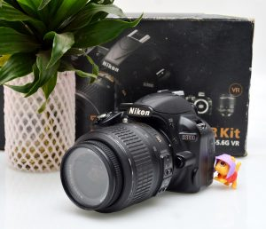 kamera bekas