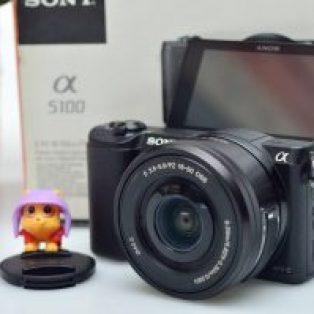 Jual Kamera Mirrorless Sony a5100 Bekas