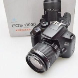 Jual Kamera DSLR Canon EOS 1300D Bekas