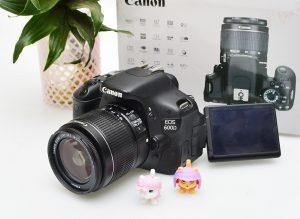 kamera canon eos 600d bekas