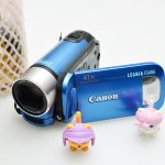 Jual Handycam Canon Legria FS406 Bekas