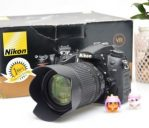 Jual Kamera DSLR Nikon D7000 Fullset Bekas