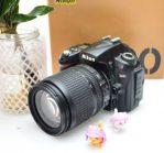 Jual Kamera DSLR Nikon D90 Fullset Bekas
