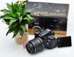 Jual Kamera Nikon D5100 Fullset Bekas