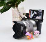 Jual Kamera Mirrorless Sony Nex-f3 bekas