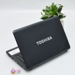 Jual Laptop i3 Toshiba C640 Bekas