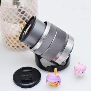 Jual Lensa Sony 18-55mm E-Mount Bekas