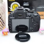 Jual Kamera DSLR Nikon D3200 Fullset Bekas