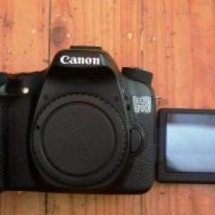 Jual Canon EOS 70D Wifi Bekas