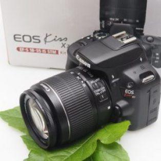 Jual Canon Kiss X7 Atau 100D Bekas Fullset