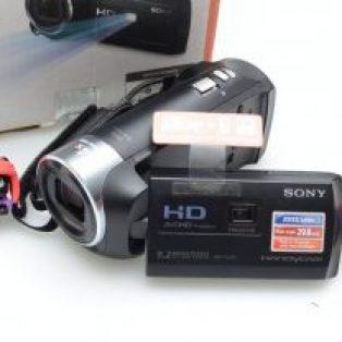 Jual Handycam Sony HDR-PJ240E Bekas
