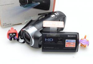 jual Handycam hdr-pj240e bekas
