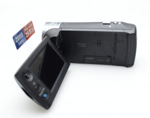 Handycam HDR-PJ240E Bekas.jpg1