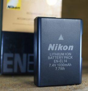 battery nikon