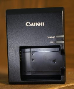 charger canon
