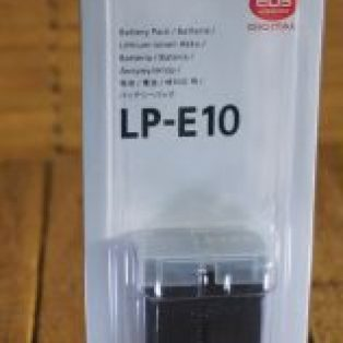 Jual Battery LP-E10 For Canon Baru