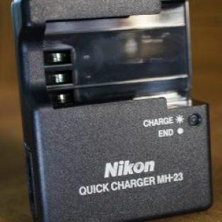 Jual Charger Nikon MH-23 D60, D40, D5000, D3000