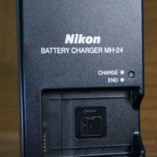 Jual Charger / Adaptor Nikon MH-24 Baru