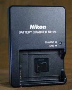 charger nikon