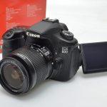 Jual Kamera Canon EOS 60D Fullset Bekas