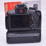 Jual Kamera DSLR Canon 650D Fullset Bekas