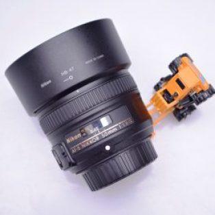 Jual Lensa Nikon 50mm f/1.8 AFS Bekas